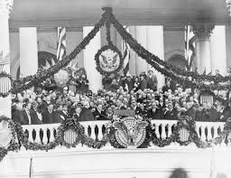 fdr s four historic inaugurations forward with roosevelt