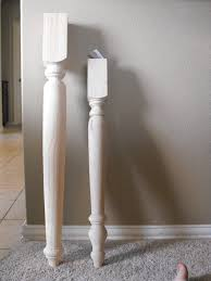 36 table legs home depot a little of this a little of that tall table leg candlesticks