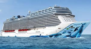Norwegian bliss itinerary schedule current position cruisemapper