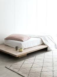 Low To The Ground Bed Frame Wonderful Low To Ground Beds Pathfinderappco Within Ground Bed