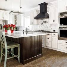 kitchens with different colored islands adding a kitchen island wcf