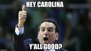 Coach K Memes - 26 best memes of north carolina losing to villanova kris jenkins