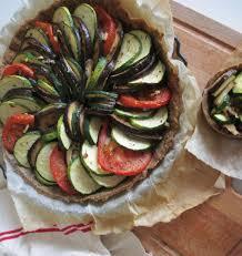 recette cuisine legere tarte légère aux légumes du soleil végétale les meilleures
