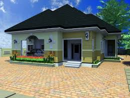 4 bedroom bungalow architectural design home combo