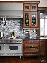 how much are cabinets per linear foot kitchen cabinet costs better homes gardens