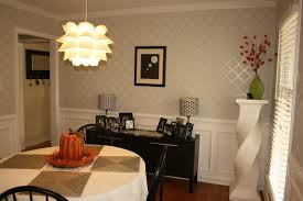 wall ideas for dining room christmas lights decoration