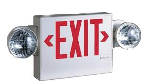 troubleshooting emergency lighting systems emergency exit sign installation