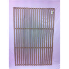 find williams trellis oriental screen 2400x300x25mm longs at