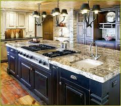 image result for 6 ft islands with sinks and stoves kitchen