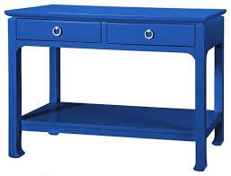 Blue Console Table Blue Console Table Colors Statement Jmlfoundation S Home