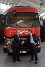 siege social norbert dentressangle renault trucks corporate les communiqués norbert dentressangle
