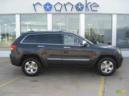 charcoal jeep grand cherokee black rims 2011 jeep grand cherokee limited 4x4 in dark charcoal pearl