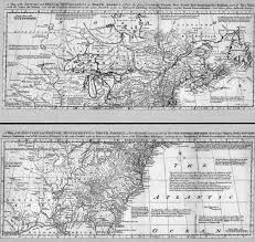 Map Of Northern Ohio by 1755 To 1759 Pennsylvania Maps