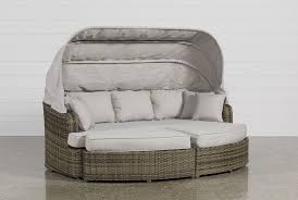 Ottomans by Aventura Daybed W 2 Ottomans Living Spaces