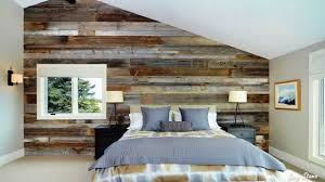diy how to use wood in wall