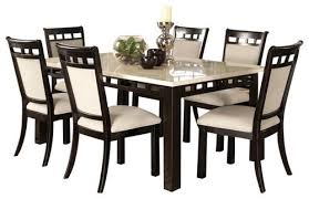 marble top dining table set marble top dining table set italian dining table furniture pride