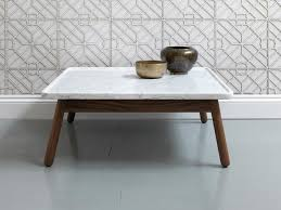 marble wood coffee table g t by bethan gray walls tables and marbles