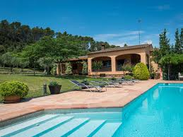 country house with pool interior design homeaway forallac