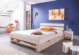 Schlafzimmer Bett Buche Relita Bett Buche Julia Kaufen Baur