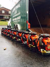 equipment barry bros landscaping