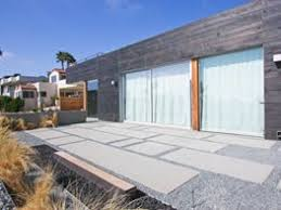 Backyard Concrete Patio Concrete Patio Design Ideas And Cost Landscaping Network
