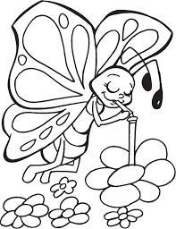 butterfly coloring pages butterfly sipping nectar coloring pages download free butterfly