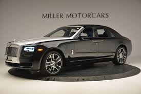2017 Rolls Royce Ghost Stock R407 For Sale Near Greenwich Ct