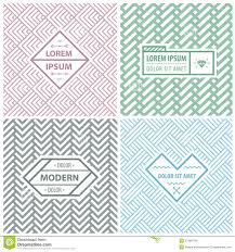 graphic design templates for logo labels and stock vector image
