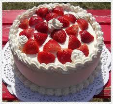 rosie u0027s country baking strawberry shortcake layer cake