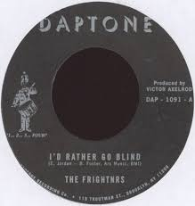 I Rather Go Blind By Beyonce The Frightnrs I U0027d Rather Go Blind Vinyl At Discogs