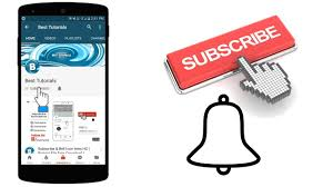 subscribe u0026 bell icon intro for youtube simple u0026 clean youtube