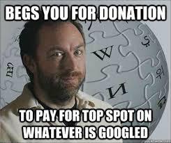 Donation Meme - th id oip ygt7hg 7jnwqyhfbqrlm4whagp