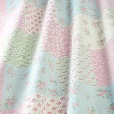 Pastel Coloured Curtains Pastiche Fabric Pastel Multi Coloured Fabrics