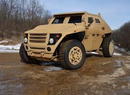 kia military jeep alpha green armoured vehicle created by ricardo and us military
