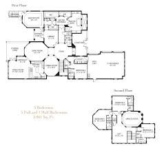 Country Club Floor Plans Lake Nona Golf And Country Club New Luxury Homes On The Golf Course