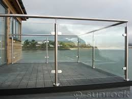 the 25 best glass deck railing ideas on pinterest glass balcony