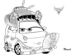cars 2 colouring pages okuni coloring pages for kids cars 2