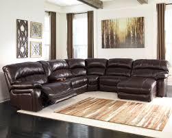 Reclining Sofa Ashley Furniture Ashley Furniture Leather Reclining Sofa 99 With Ashley Furniture