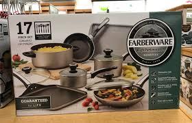 farberware target black friday farberware 17 piece cookware set only 40 99 at kohl u0027s reg