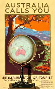 compare prices on vintage posters australia online shopping buy australia calls you settler tourist landscape travel vintage retro decorative poster diy wall stickers posters home