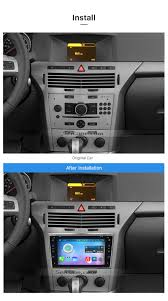 android 6 0 2004 2009 opel astra hd 1024 600 touch screen radio