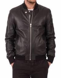 mens leather jackets black friday details about new men u0027s genuine lambskin leather jacket black slim