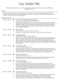Resume Samples With Skills by How To Write A Professional Summary On A Resume Career Help Center