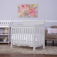 Convertible Mini Crib On Me Aden 4 In 1 Convertible Mini Crib Grey Babies R Us