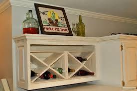 Wine Rack In Kitchen Cabinet Wine Rack Cabinet Insert Diy Best Home Furniture Decoration