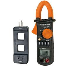 klein tools cl200 600a ac cl meter and line splitter value pack