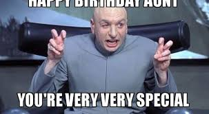 Meme Happy - humorous birthday memes for aunt 2happybirthday