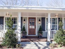 L Shaped House With Porch Fixer Upper The Case Of The Collapsing Carriage House Hgtv U0027s