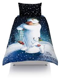 Marks And Spencer Duvet Cover The Snowman U0026 Snowdog Bedding Set With Staynew M U0026s