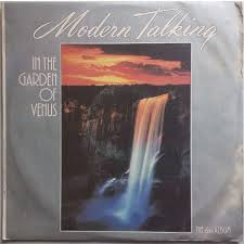 Talking Photo Album In The Garden Of Venus The 6th Album By Modern Talking Lp With